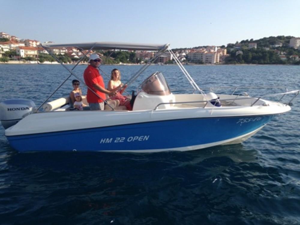 HM 22 Fly te huur van particulier of professional in Trogir