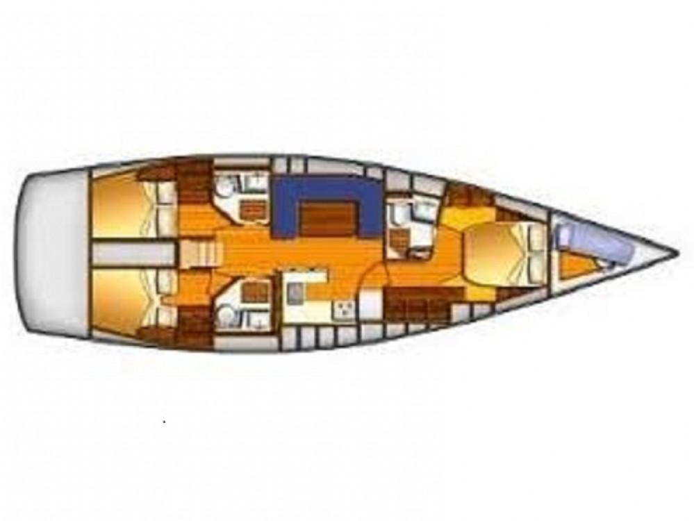 Huur Zeilboot met of zonder schipper Comar in