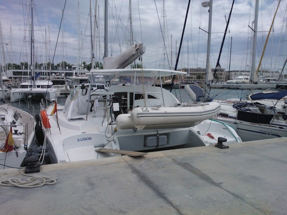 Catamaran te huur in Palma di Maiorca voor de beste prijs