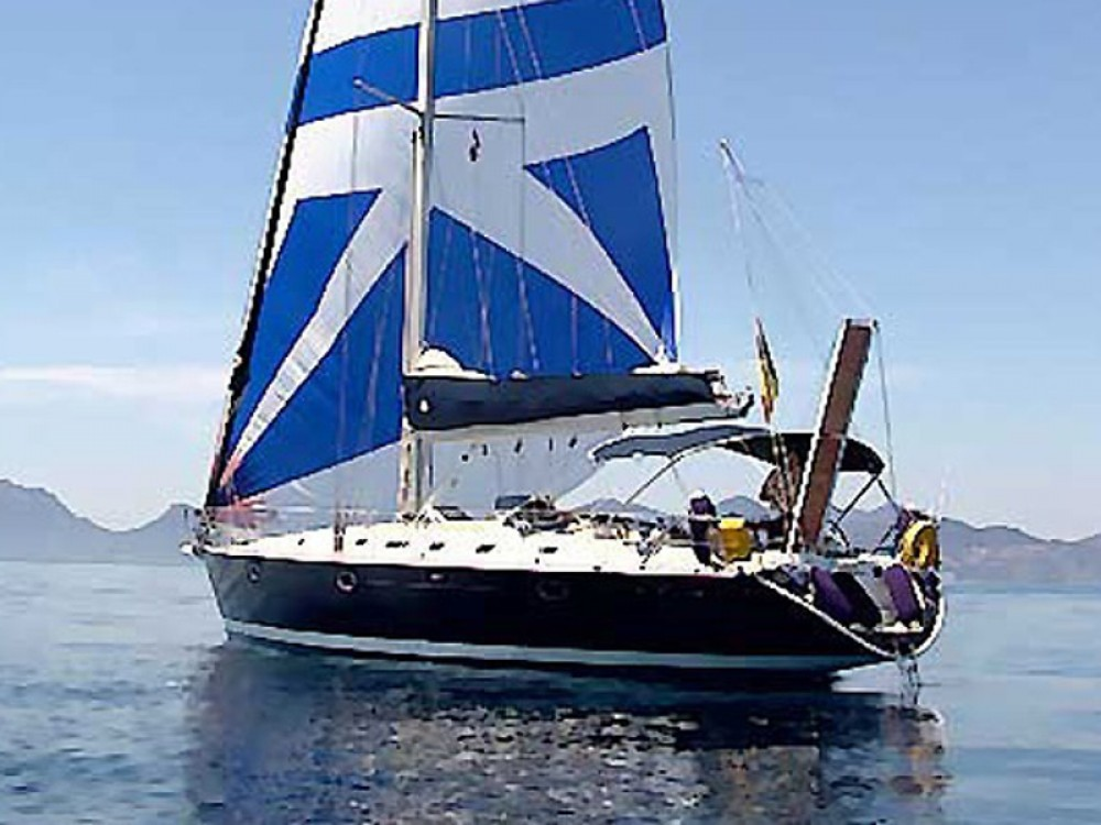 Alfa Yachts Alfa 51 te huur van particulier of professional in Áno Sýros