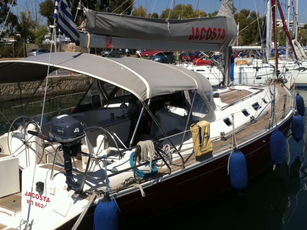 Verhuur Zeilboot in Áno Sýros - Alfa Yachts Alfa 51