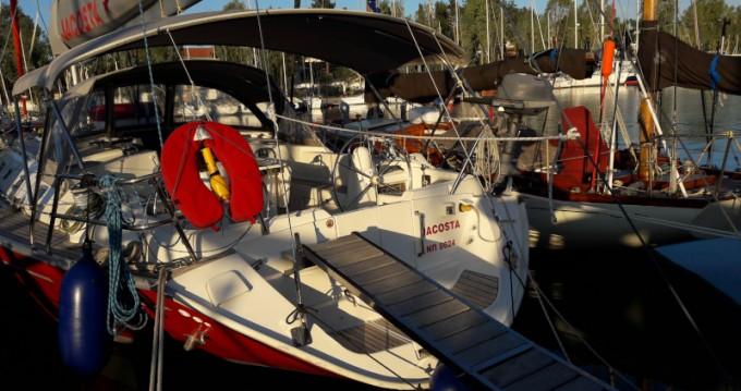 Alfa Yachts Alfa 51 te huur van particulier of professional in Finikas
