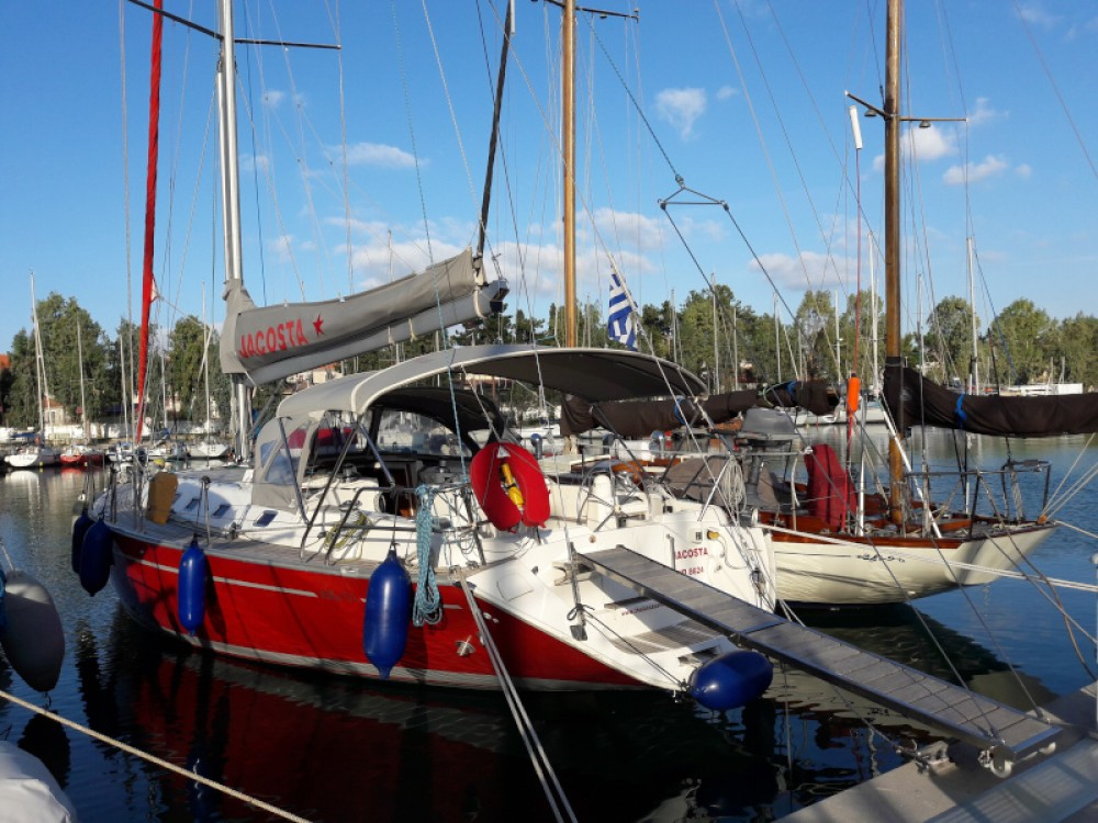 Verhuur Zeilboot Alfa Yachts met vaarbewijs