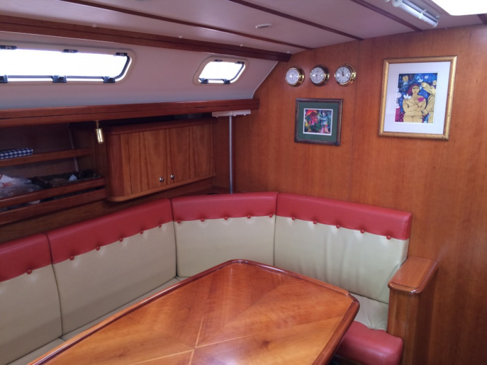 Jachthuur in Áno Sýros - Alfa Yachts Alfa 51 via SamBoat