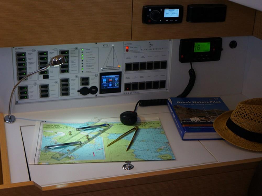 Verhuur Zeilboot in Álimos - Elan Elan 50 Impression