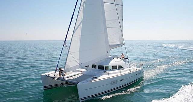 Jachthuur in Athene - Lagoon Lagoon 380 S2 via SamBoat