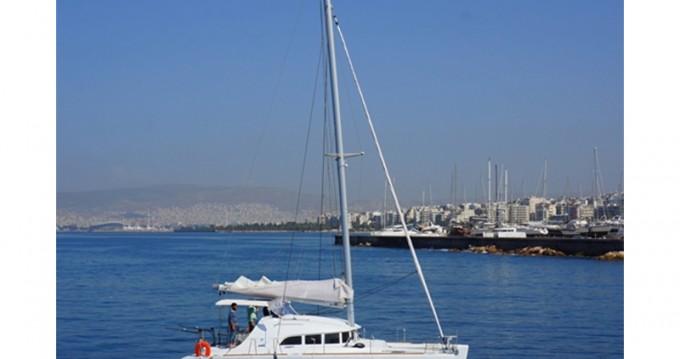 Verhuur Catamaran in Athene - Lagoon Lagoon 380 S2