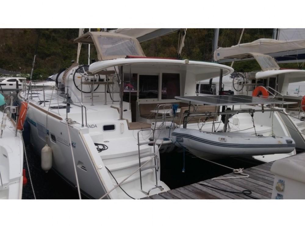 Verhuur Catamaran in Le Marin - Lagoon Lagoon 400