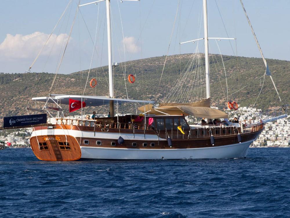 Huur een  Gulet Hemera in Greece