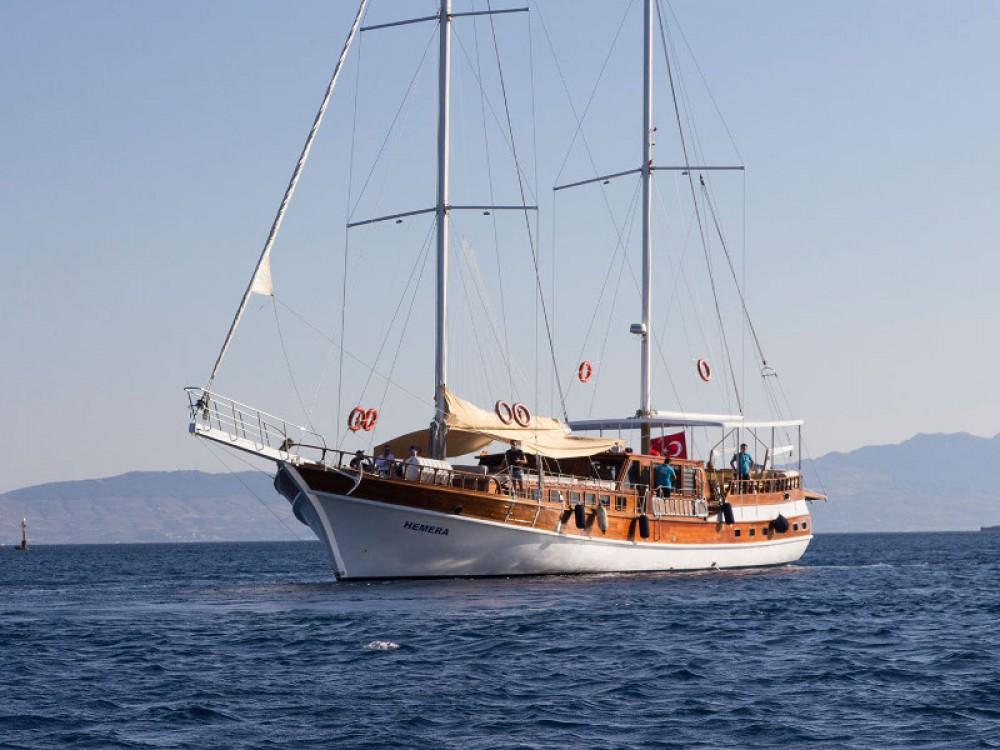 Bootverhuur  Gulet Hemera in Greece via SamBoat