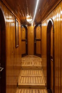 Huur Zeilboot met of zonder schipper  in Gouviá
