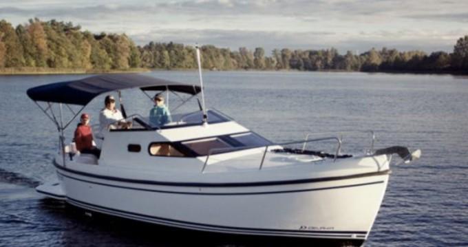 Motorboot te huur in Söderköping voor de beste prijs