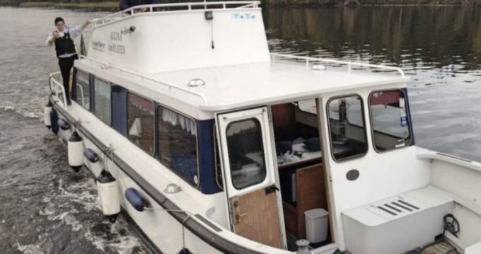 Bootverhuur Söderköping goedkoop Regina von Platen