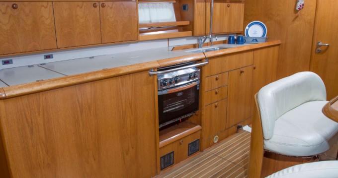 Huur Zeilboot met of zonder schipper Jeanneau in Níkiti