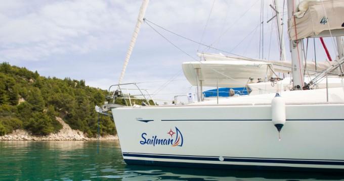 Verhuur Zeilboot in Níkiti - Jeanneau Sun Odyssey 45