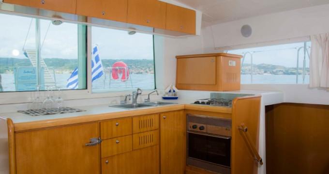 Verhuur Catamaran in Níkiti - Lagoon Lagoon 420