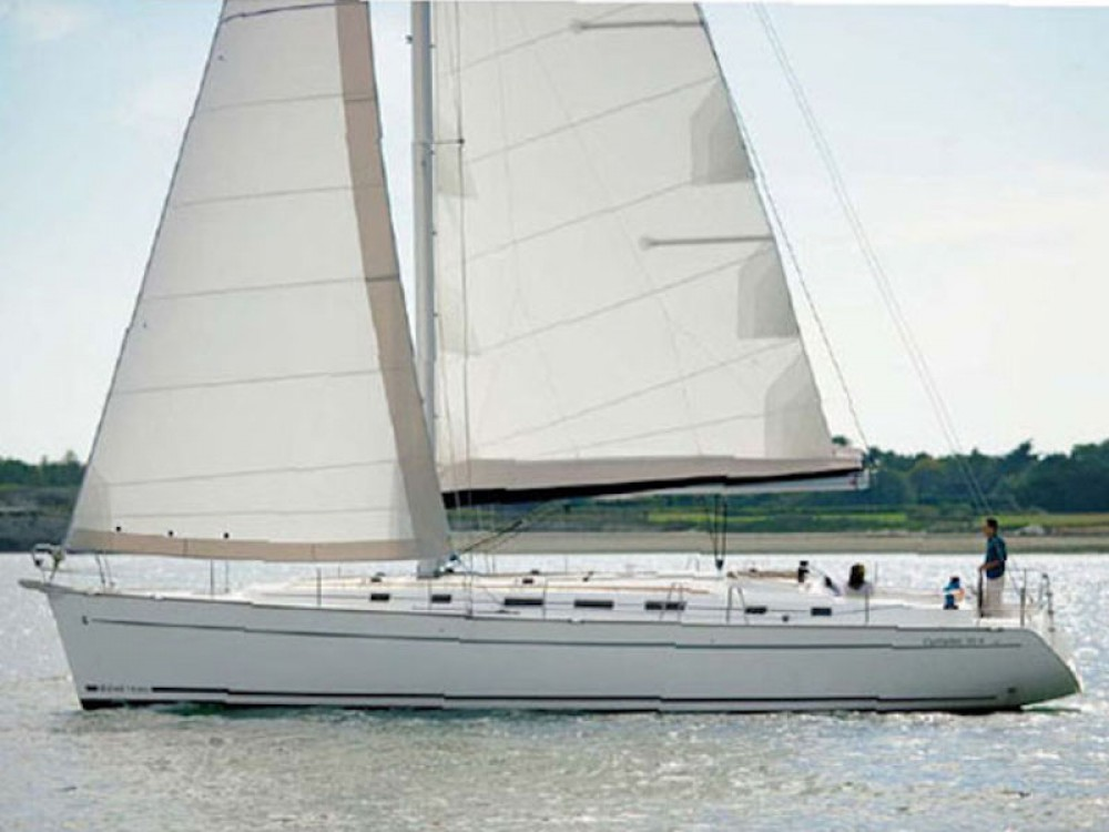 Jachthuur in  - Bénéteau Beneteau Cyclades 43.4 via SamBoat