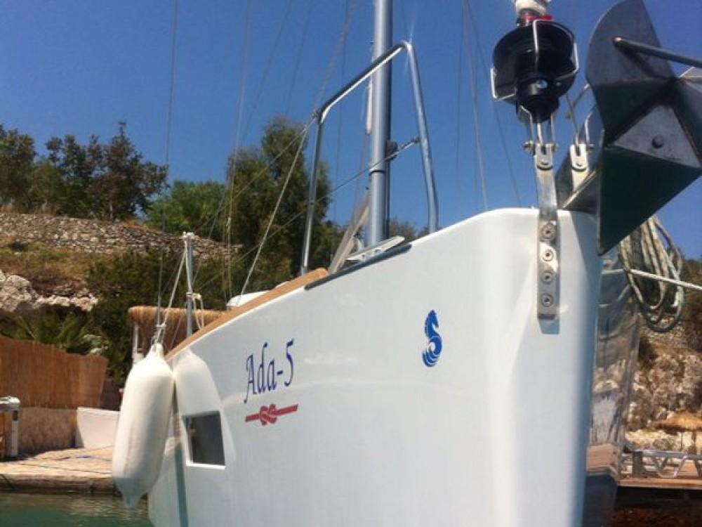 Bootverhuur Bénéteau Beneteau - Oceanis 38 in Marmaris via SamBoat