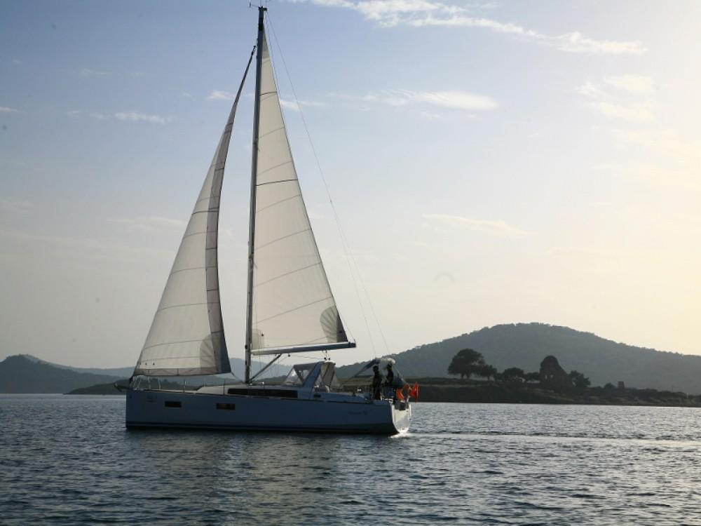 Bootverhuur Marmaris goedkoop Beneteau - Oceanis 38