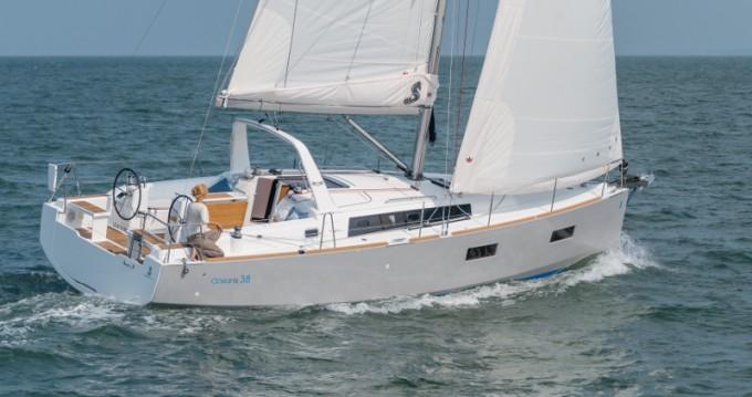 Verhuur Zeilboot in Volos - Bénéteau Oceanis 38.1