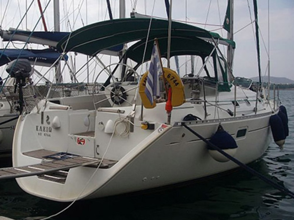Bootverhuur Bénéteau Oceanis 381 in Βόλος via SamBoat