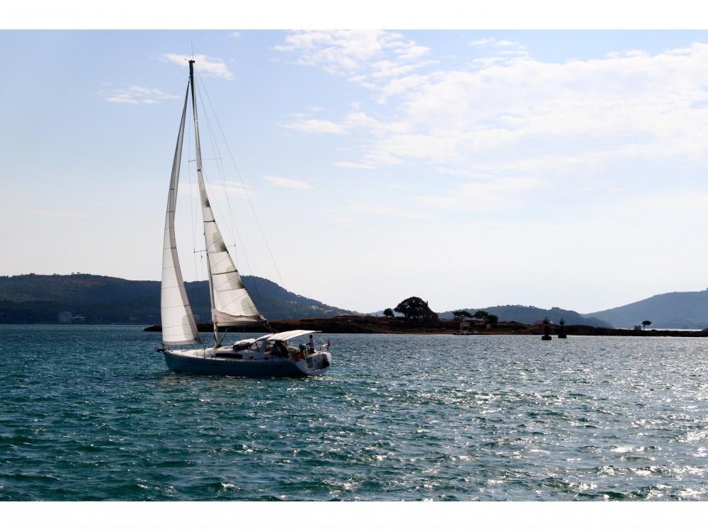 Bootverhuur Bénéteau Beneteau Oceanis 50 in Marmaris via SamBoat