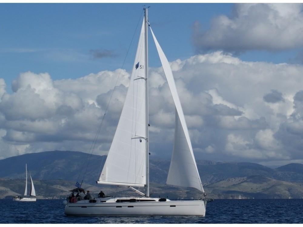 Verhuur Zeilboot in Marina Gouvia - Bavaria Bavaria Cruiser 51