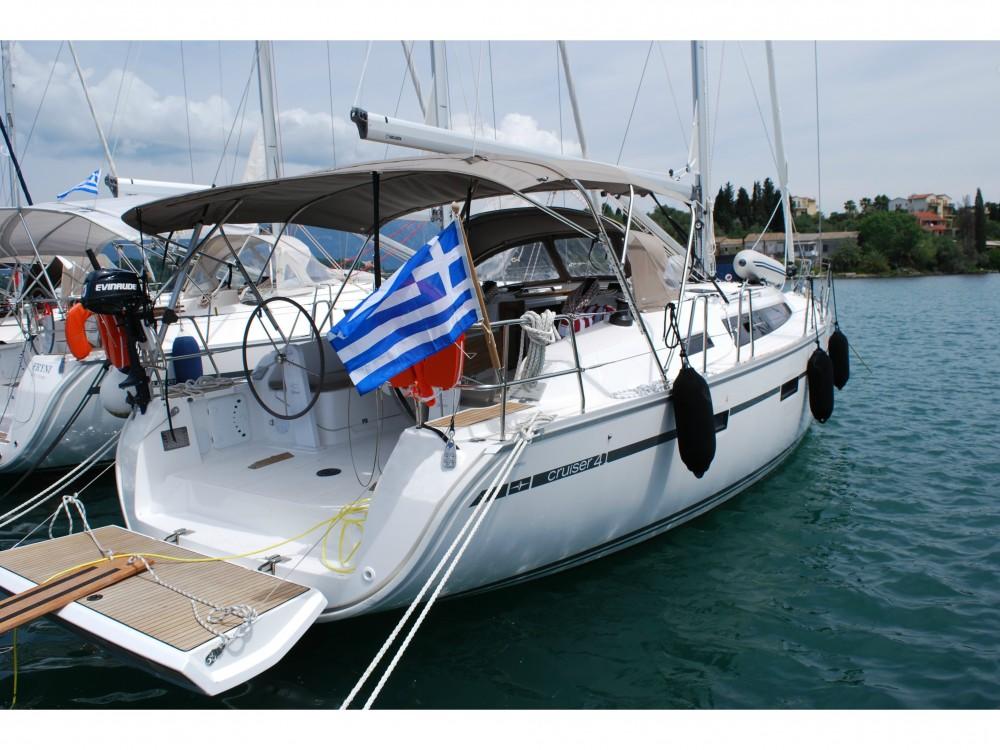 Verhuur Zeilboot in Muğla - Bavaria Bavaria Cruiser 41