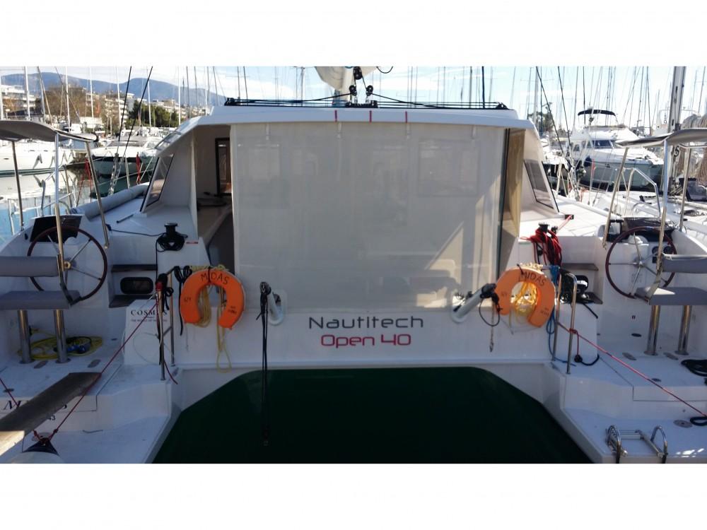 Verhuur Catamaran in Rhodos - Nautitech Nautitech Open 40