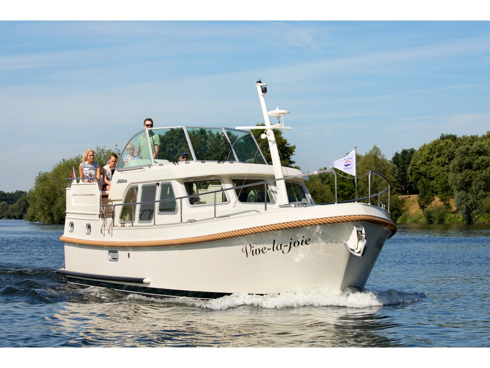 Bootverhuur Linssen Linssen Grand Sturdy 35 AC in BWSV Beernem via SamBoat
