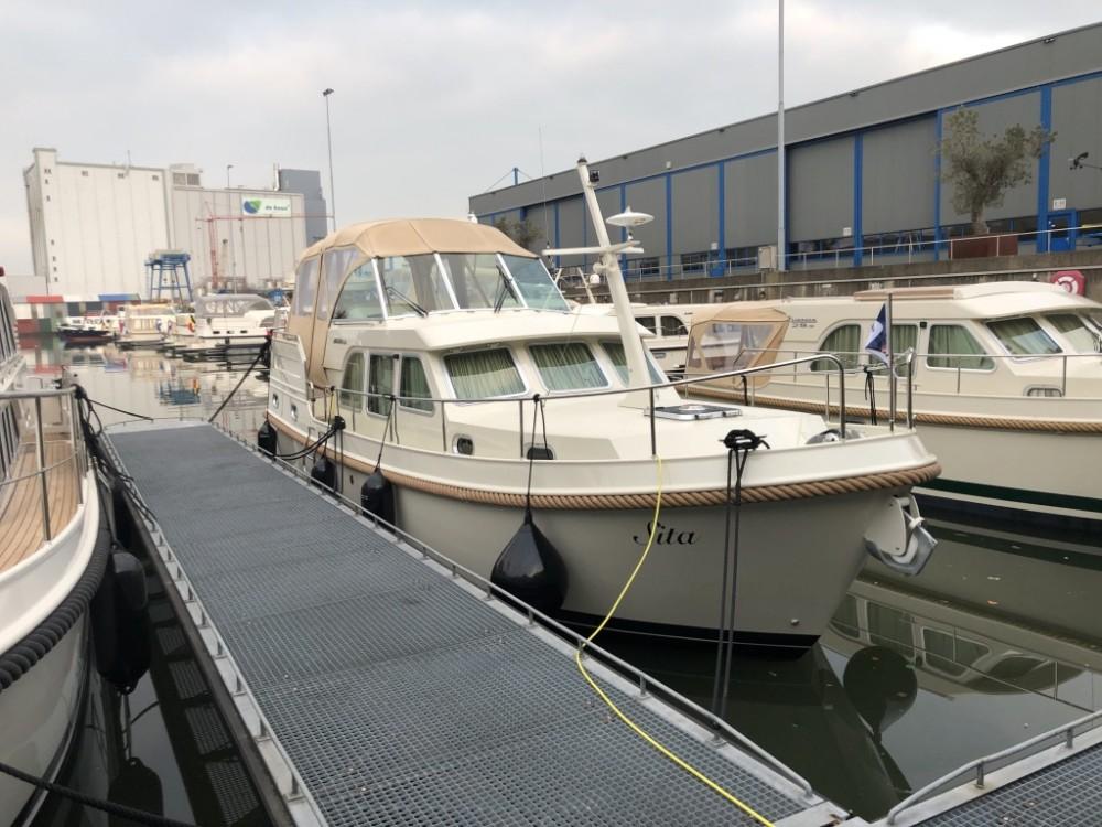 Verhuur Motorboot in BWSV Beernem - Linssen Linssen Grand Sturdy 35 AC
