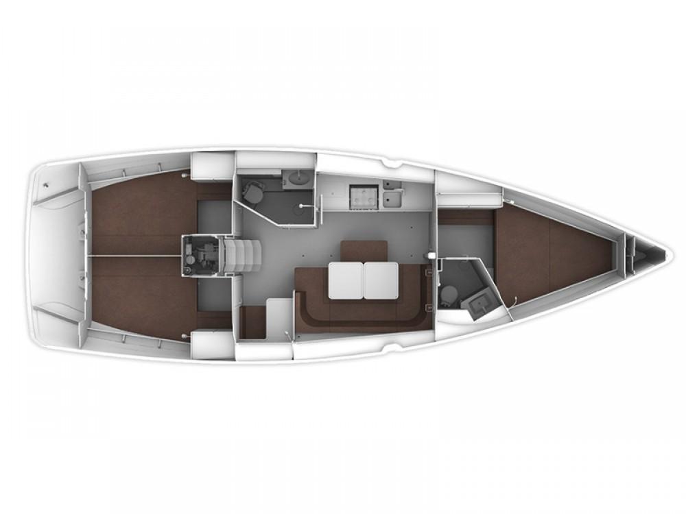 Huur Zeilboot met of zonder schipper Bavaria in Coo