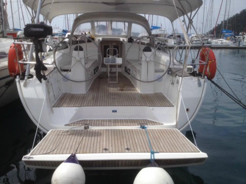 Bootverhuur Kontokali goedkoop Bavaria Cruiser 40
