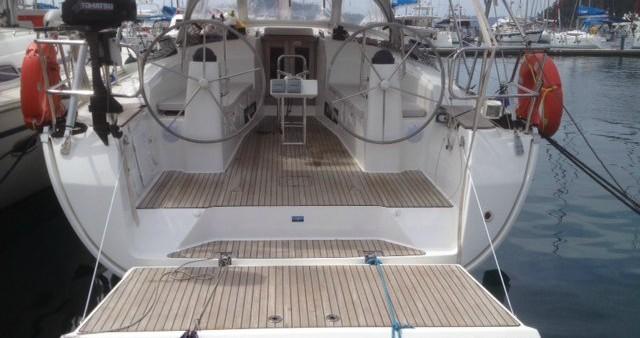 Jachthuur in Gouviá - Bavaria Cruiser 40 via SamBoat