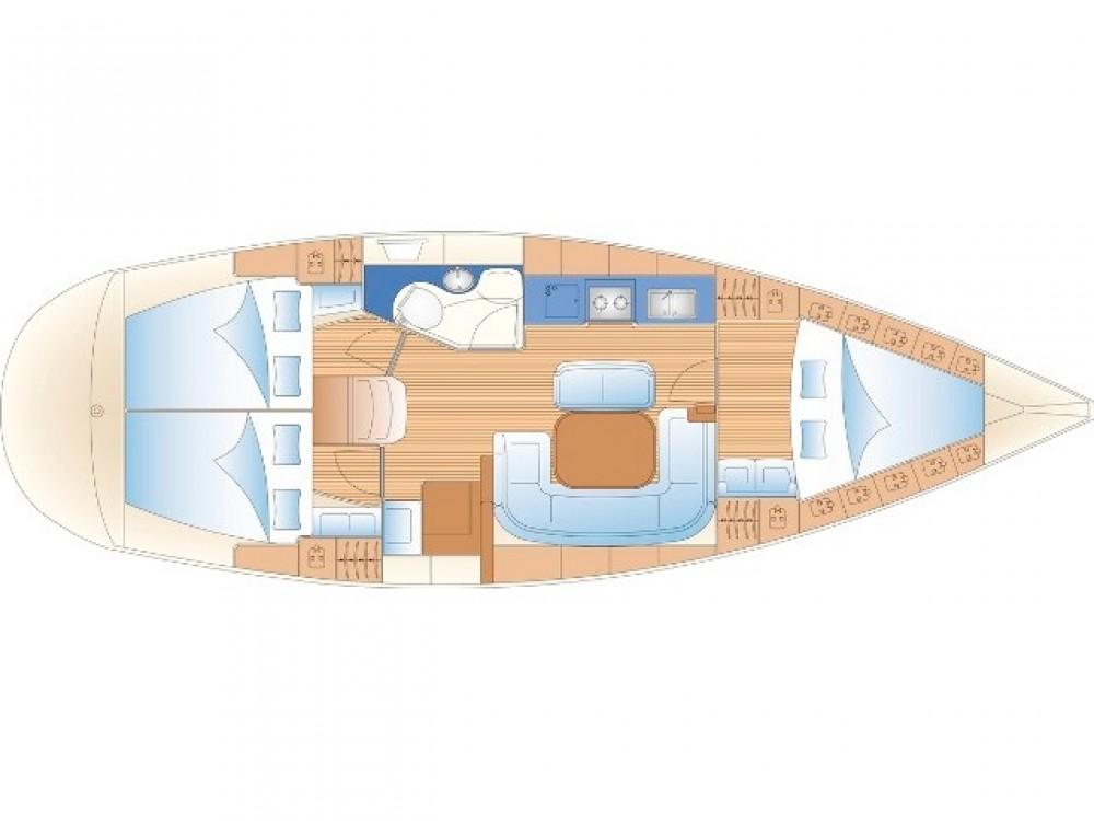 Verhuur Zeilboot in Álimos - Bavaria Bavaria 38