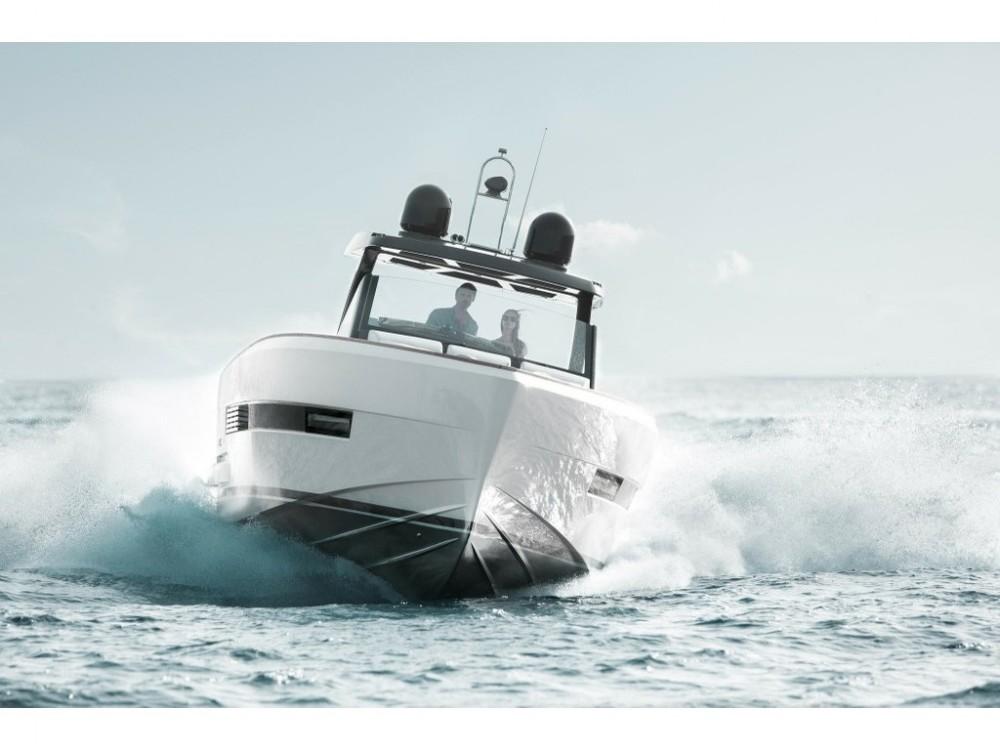 Verhuur Motorboot Fjord met vaarbewijs