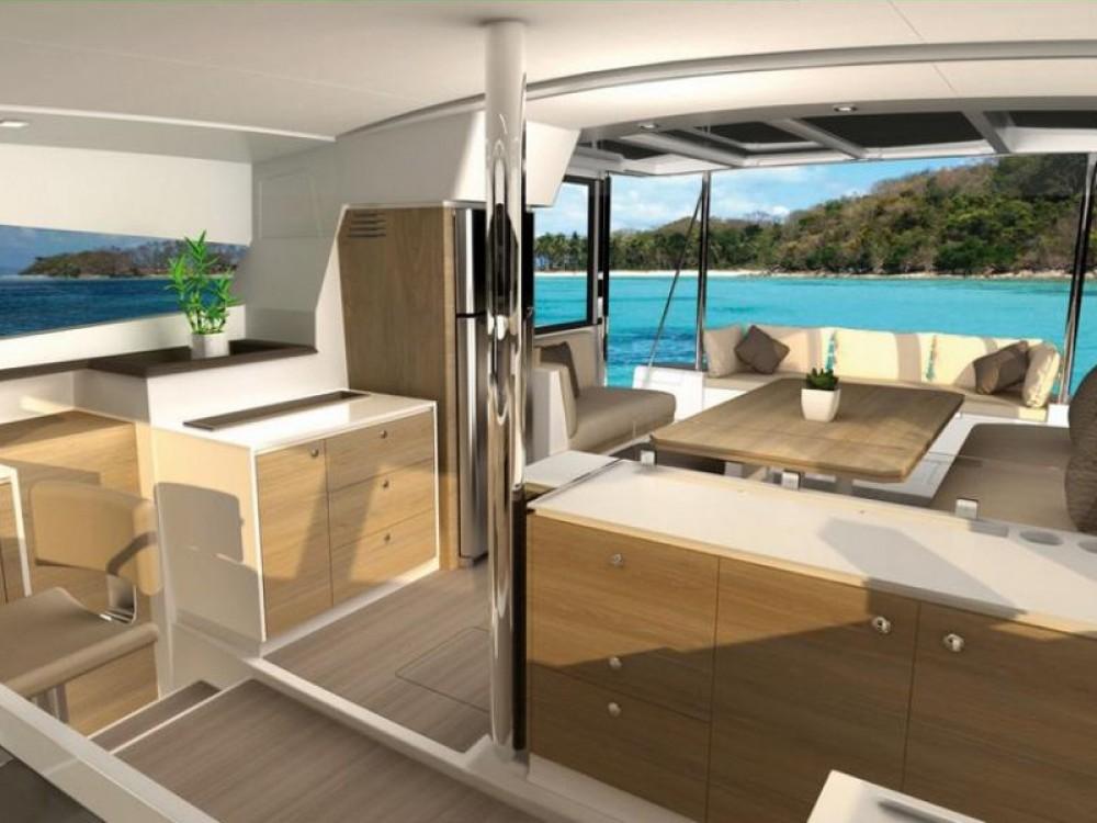 Huur Catamaran met of zonder schipper Bali in