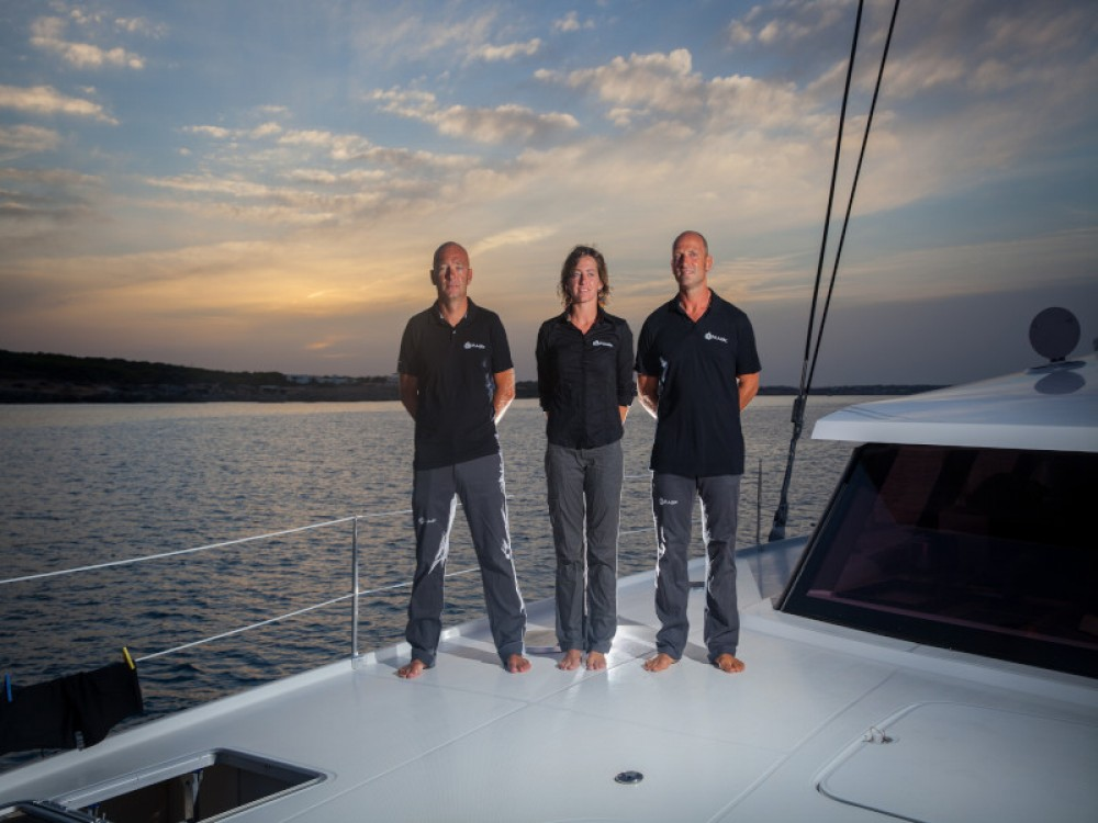 Bootverhuur Fountaine Pajot Victoria 67 in Yaiza via SamBoat