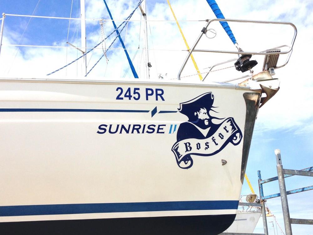 Verhuur Zeilboot in Pirovac - Bavaria Bavaria 34
