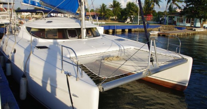 Fountaine Pajot Athena 38 te huur van particulier of professional in Cienfuegos