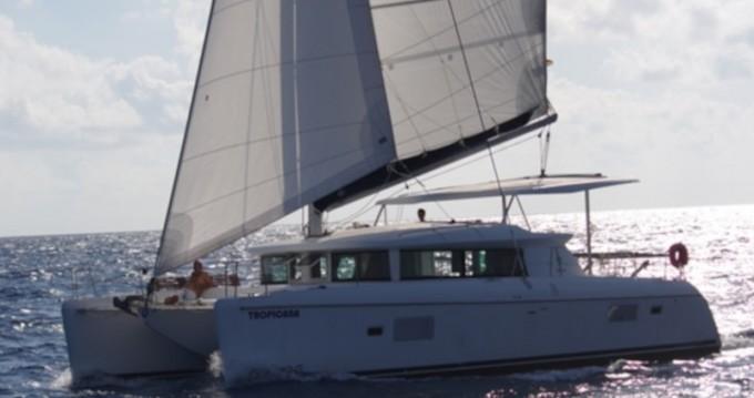Bootverhuur Cienfuegos goedkoop Lagoon 420