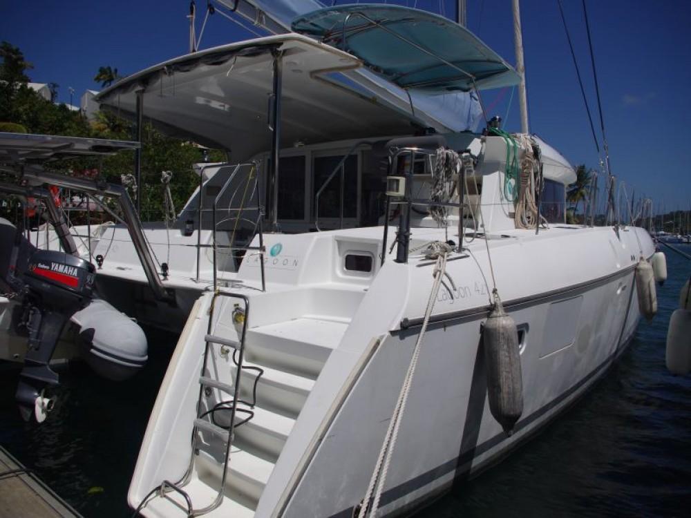 Bootverhuur  goedkoop Lagoon 421