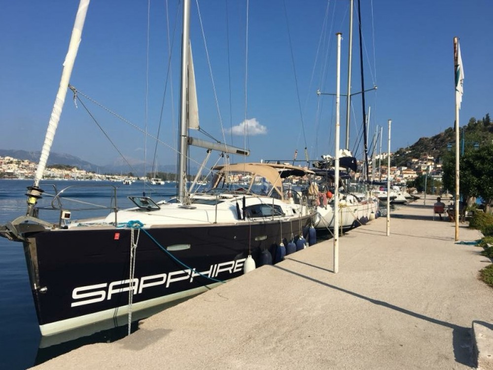 Jachthuur in Marina de Alimos - Bénéteau Oceanis 40 via SamBoat