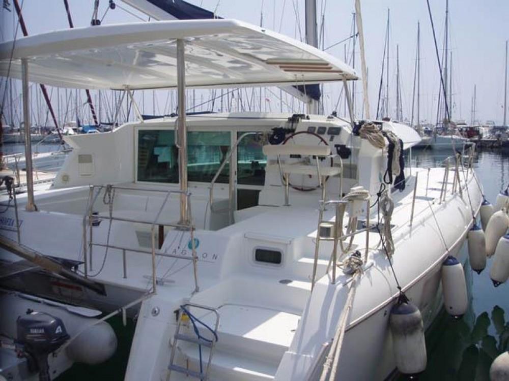 Jachthuur in Álimos - Lagoon Lagoon 420 via SamBoat