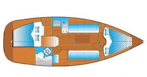 Jachthuur in Yerseke - Bavaria Bavaria 30 Cruiser via SamBoat