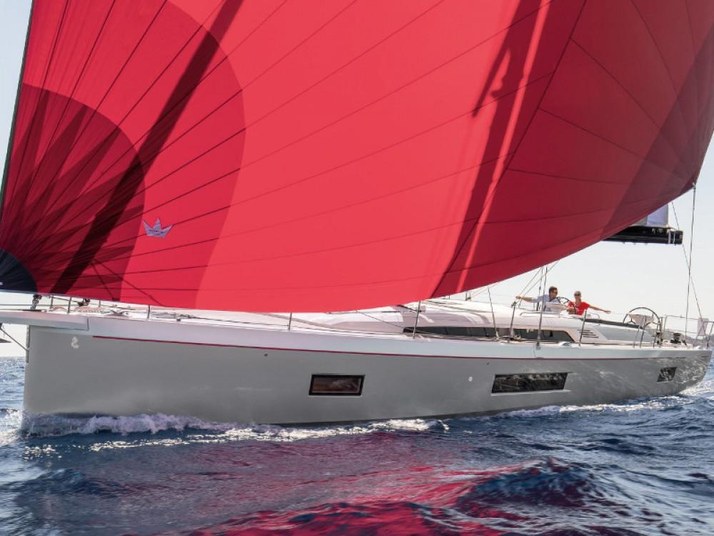 Verhuur Zeilboot in Balearen - Bénéteau Oceanis 51.1