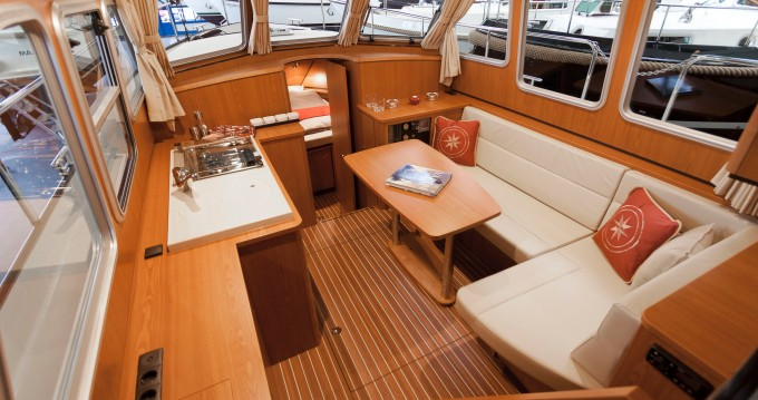 Bootverhuur Linssen Linssen GS 290 Traveller in Kinrooi via SamBoat