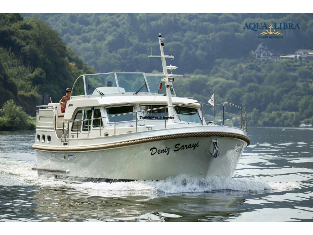 Bootverhuur Linssen Linssen Grand Sturdy 40.0 AC in Kinrooi via SamBoat