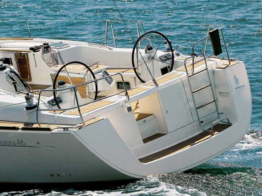 Bootverhuur Bénéteau Oceanis 46 in Follonica via SamBoat