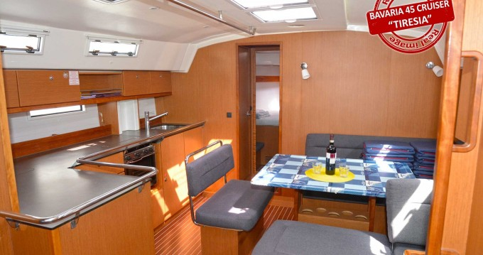 Huur een Bavaria Bavaria 45 Cruiser in Follonica